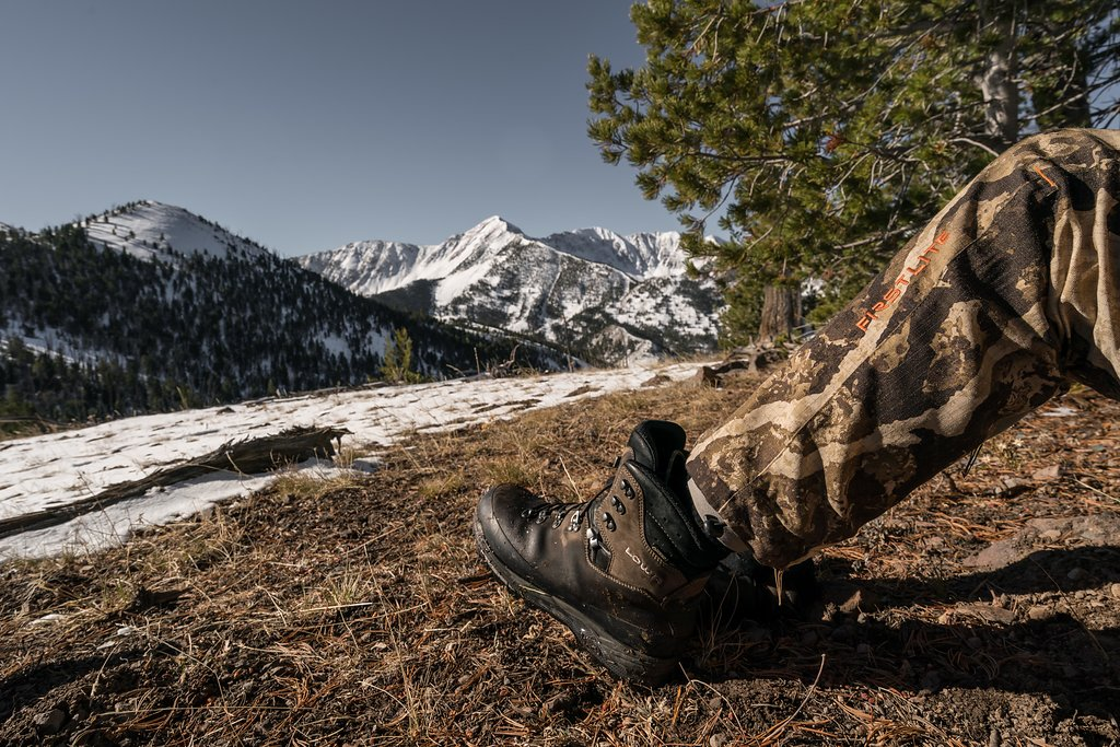 Finding the perfect hunting boots