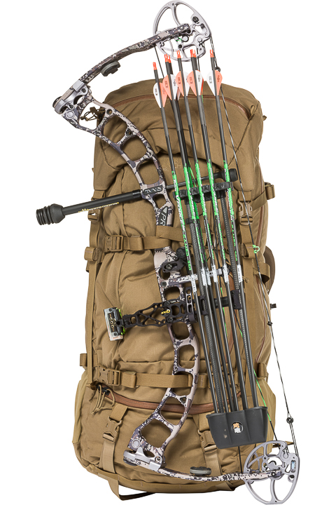Mystery Ranch Beartooth 80 bow carry