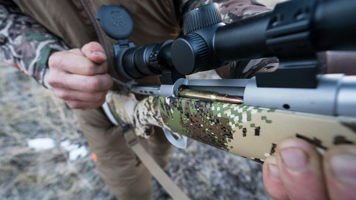 Lightweight Rifles and Mountain Hunting