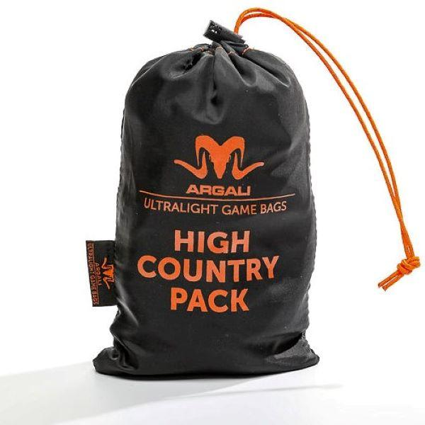 Argali High Country Pack Game Bags